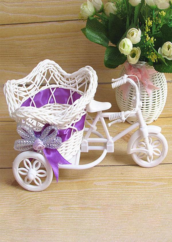 Image of Bike Design Basket Container