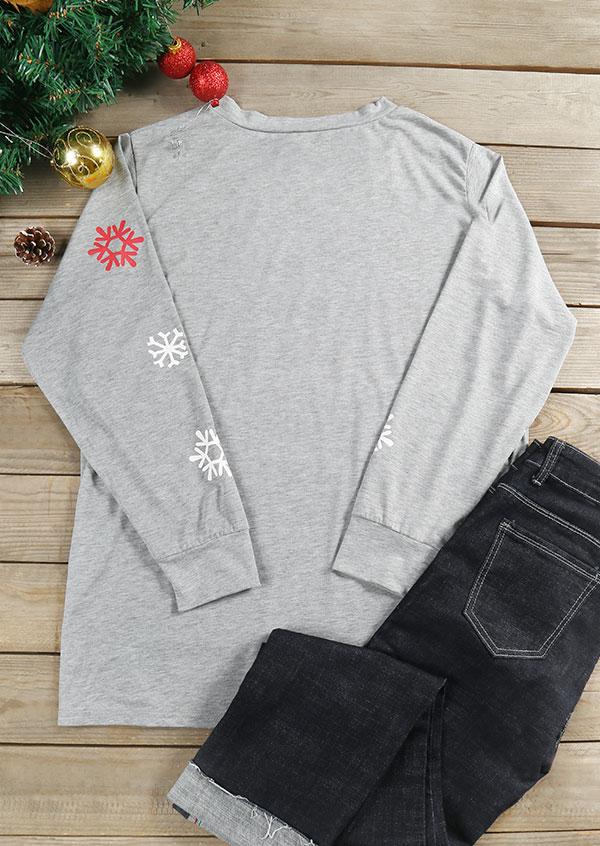 Image of Christmas Plus Size Dear Santa I Can Explain T-Shirt