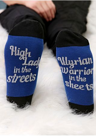 High Lady In The Streets Socks