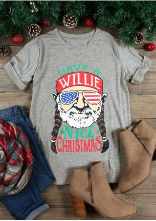 Have A Willie Nice Christmas T-Shirt