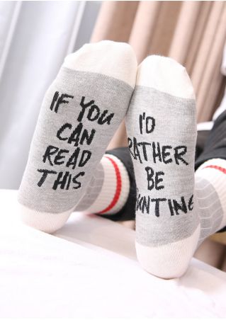 I'd Rather Be Hunting Socks