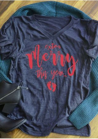 Christmas Extra Merry This Year T-Shirt