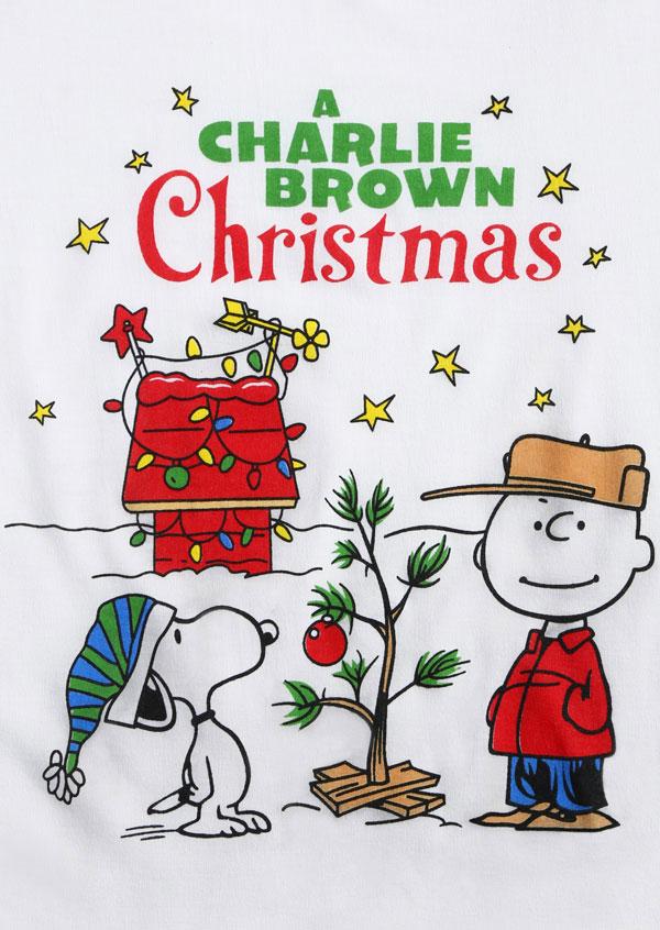 charlie brown christmas baseball t shirt zoom