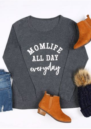 Momlife All Day Everyday T-Shirt