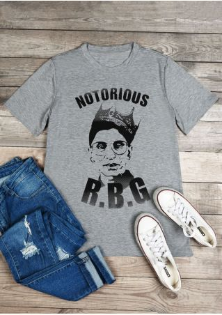 Notorious O-Neck Short Sleeve T-Shirt