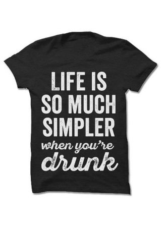 Life Is So Much Simpler T-Shirt