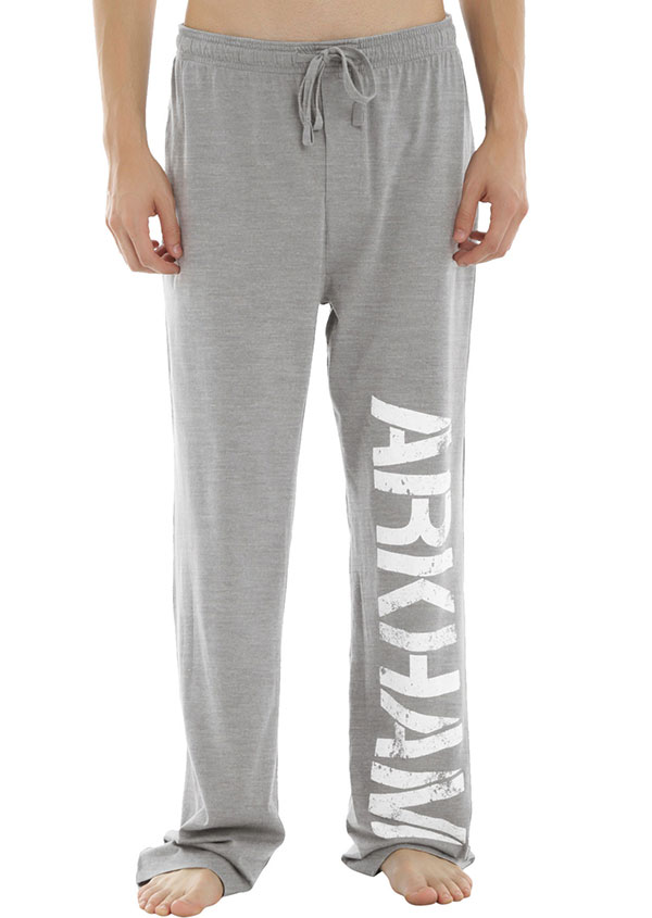 New ARKHAM Drawstring Button Sport Pants, Pants
