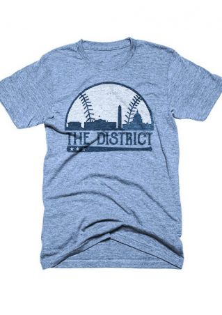 The District O-Neck T-Shirt