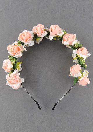 Flower Garland Cute Hairband