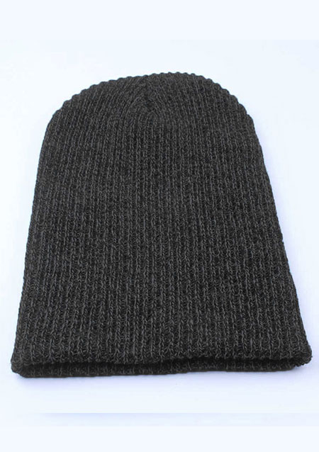 Image of Baggy Beanie Casual Knit Hat