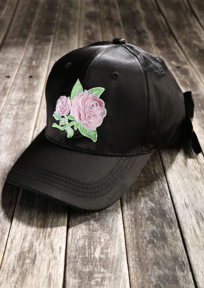 Image of Embroidery Adjustable Baseball Hat