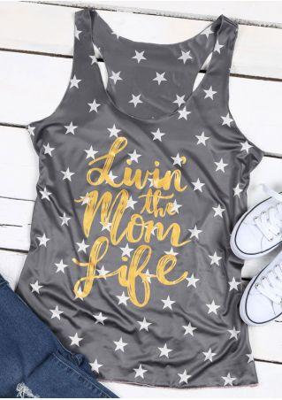 Livin' The Mom Life Tank
