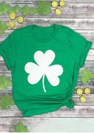 Shamrock St Patrick's Day T-Shirt