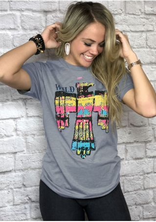 Wild Bird O-Neck T-Shirt