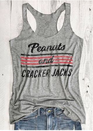 Peanuts And Cracker Jacks Tank