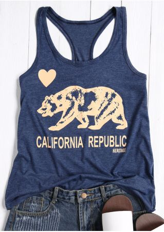 California Republic Heritage Tank