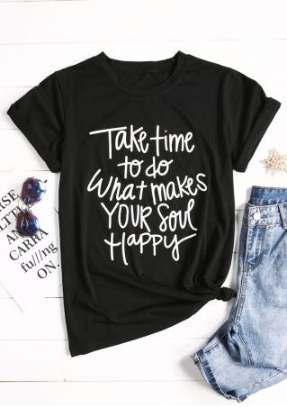 What Makes Your Soul Happy T-Shirt