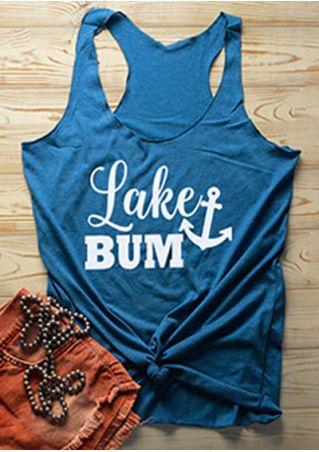 Lake Bum Anchor Tank