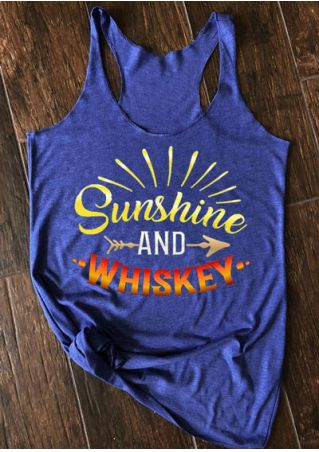 Sunshine And Whiskey Arrow Tank