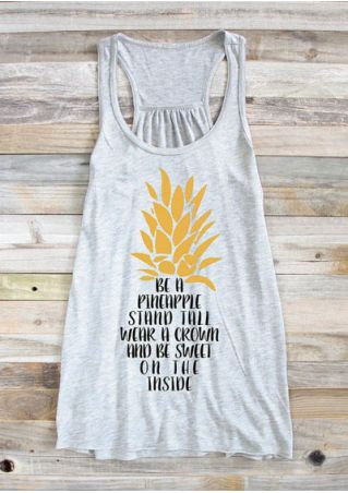 Be A Pineapple Tank