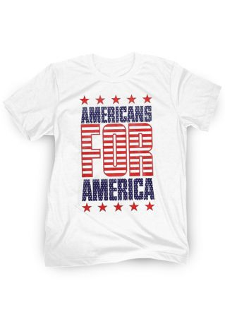 Americans For America T-Shirt
