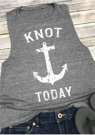 Knot Today Anchor Tank