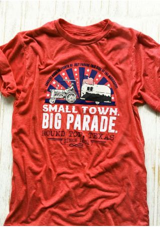Small Town Big Parade T-Shirt