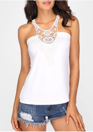 Solid Lace Splicing Tank