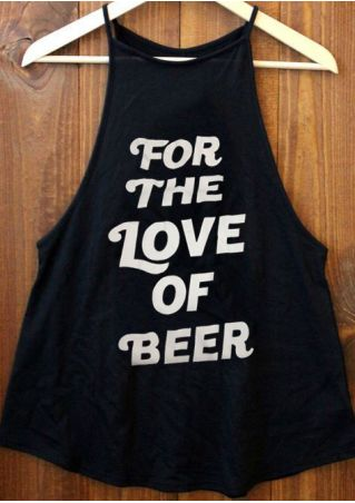 For The Love Of Beer Tank