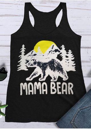 Mama Bear Tree Tank