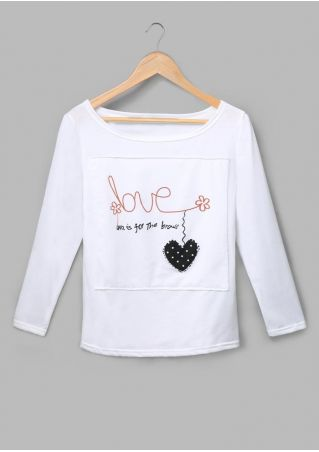 Love Is For The Brave T-Shirt