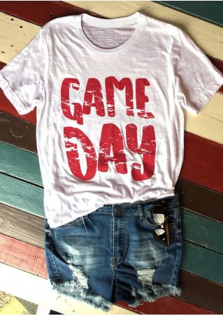 Game Day Short Sleeve T-Shirt