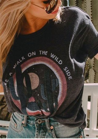 Take A Walk On The Wild Side T-Shirt
