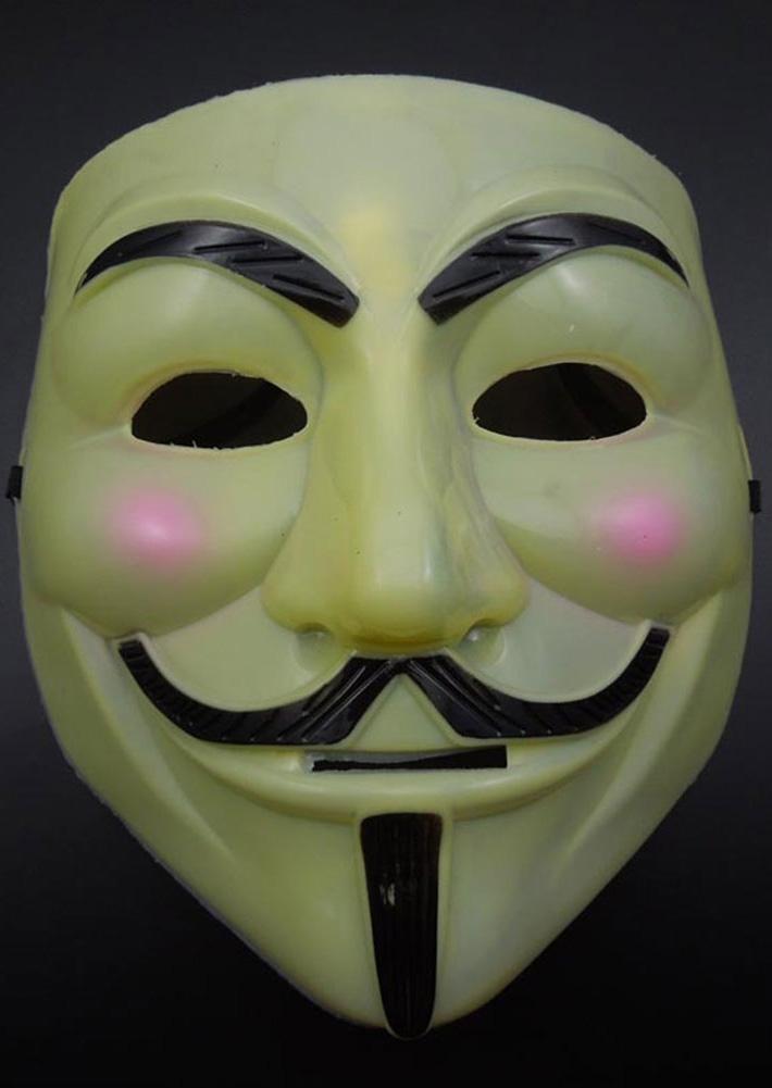 Image of Halloween Cosplay V For Vendetta Mask