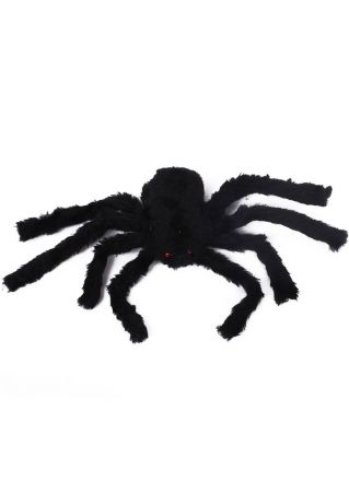 Halloween Decor Simulation Plush Spider