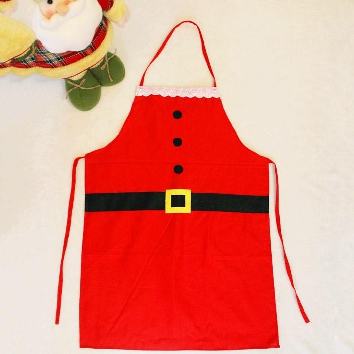 Cute Christmas Gift Halter Apron