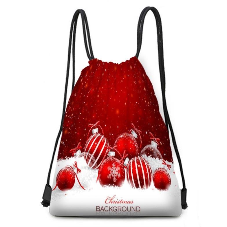 Image of Christmas Ball Candy Gift Storage Bag