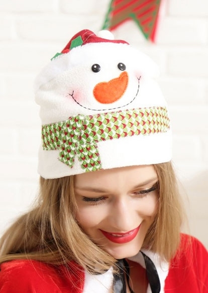 Image of Christmas Snowman Hat