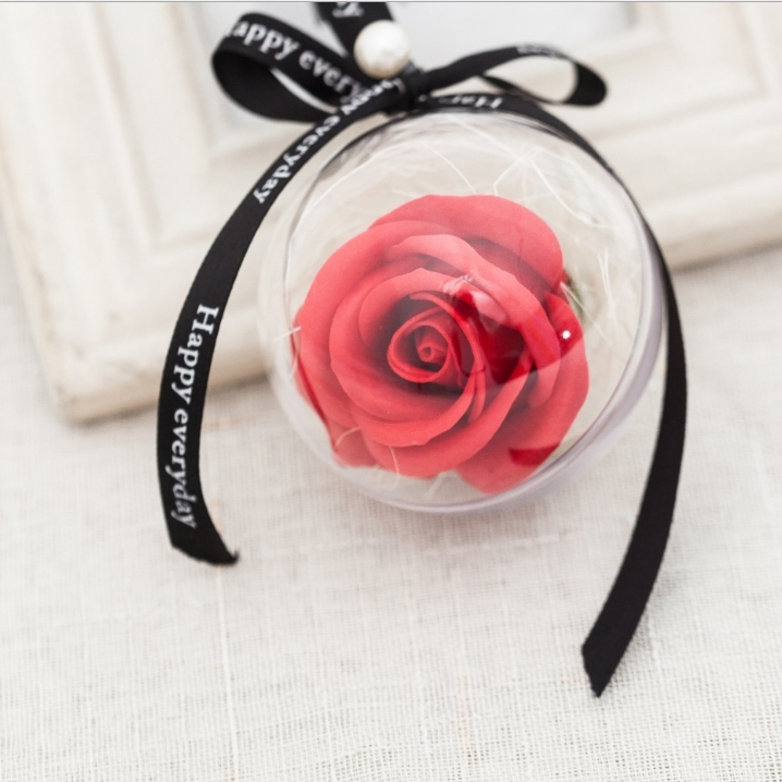 Image of Rose Flower Single Decoration Valentines Day
