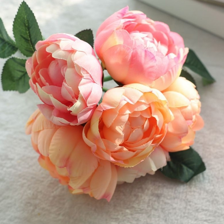 Image of Peony Artificial Flower Decoration