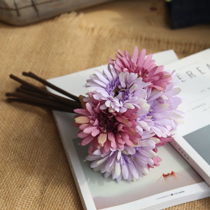 Image of Artificial Chrysanthemum Flowers