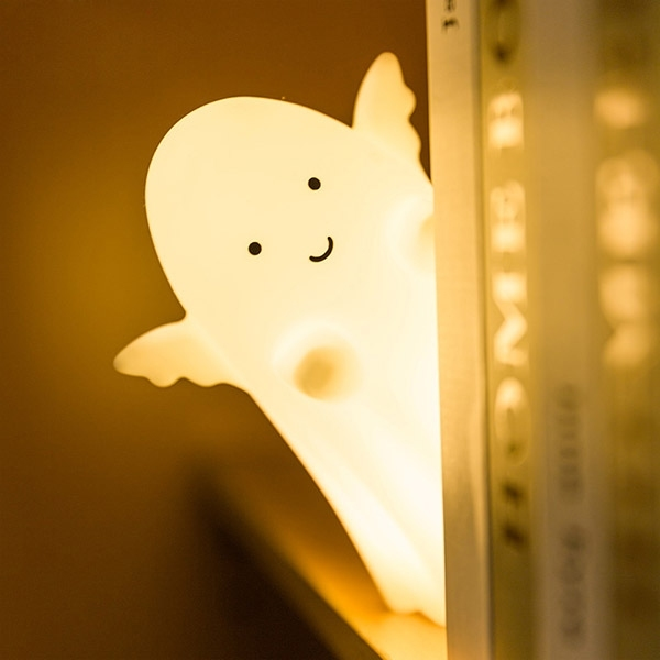 Image of Angel Baby Shaped LED Night Light