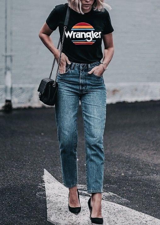 Wrangler Sunset Short Sleeve T-Shirt