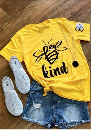 Bee Kind Short Sleeve T-Shirt
