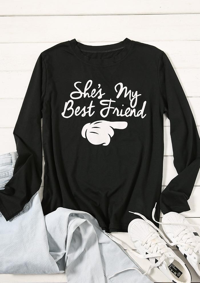 She's My Best Friend T-Shirt
