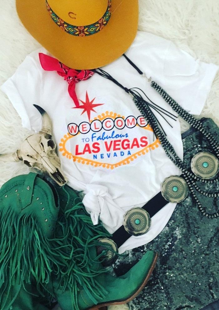 Welcome Las Vegas Nevada T-Shirt