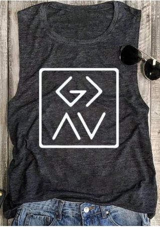 God Is Greater Than The Highs And Lows Tank