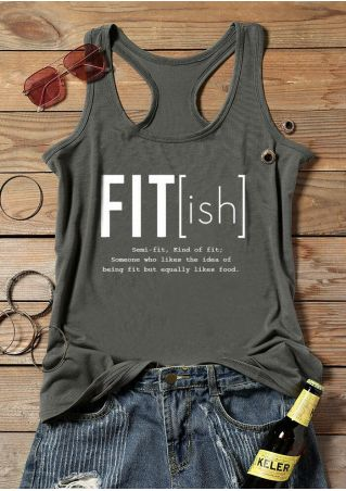 Kind Of Fit Tank