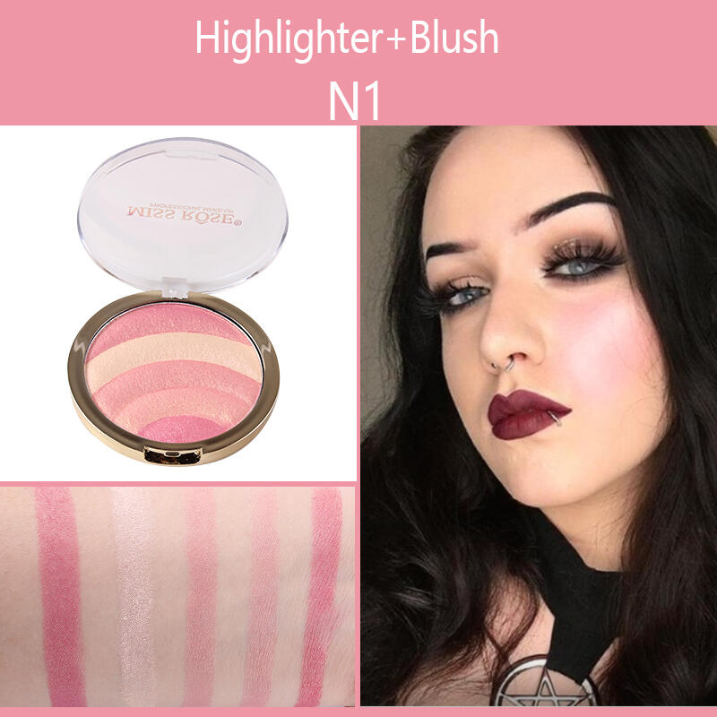 Health & Beauty 10 Color High Gloss Powder. Size: One Size