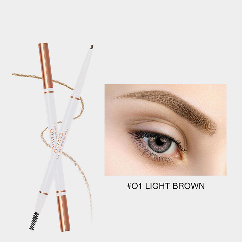 Health & Beauty 4 Color Eyebrows Pen. Size: One Size